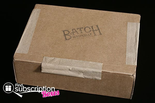 Batch Nashville Box Review - Movie Night - Box