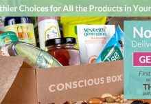 Conscious Box Monthly Subscription Box
