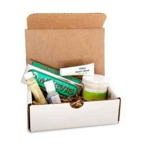 February 2014 BeautySage Editors' Sample Box
