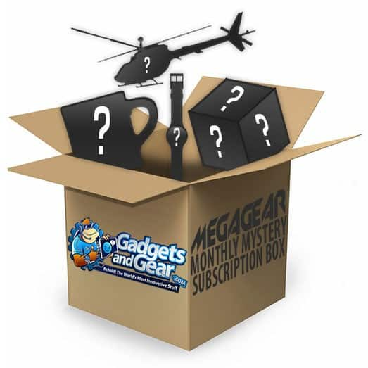 Gadgets and Gear MegaGear Box Monthly Subscription Box