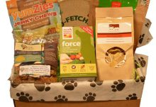 HeroDogBox Monthly Subscription Box for Dogs