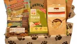 Save $5 Off Your 1st HeroDogBox with Code save5now