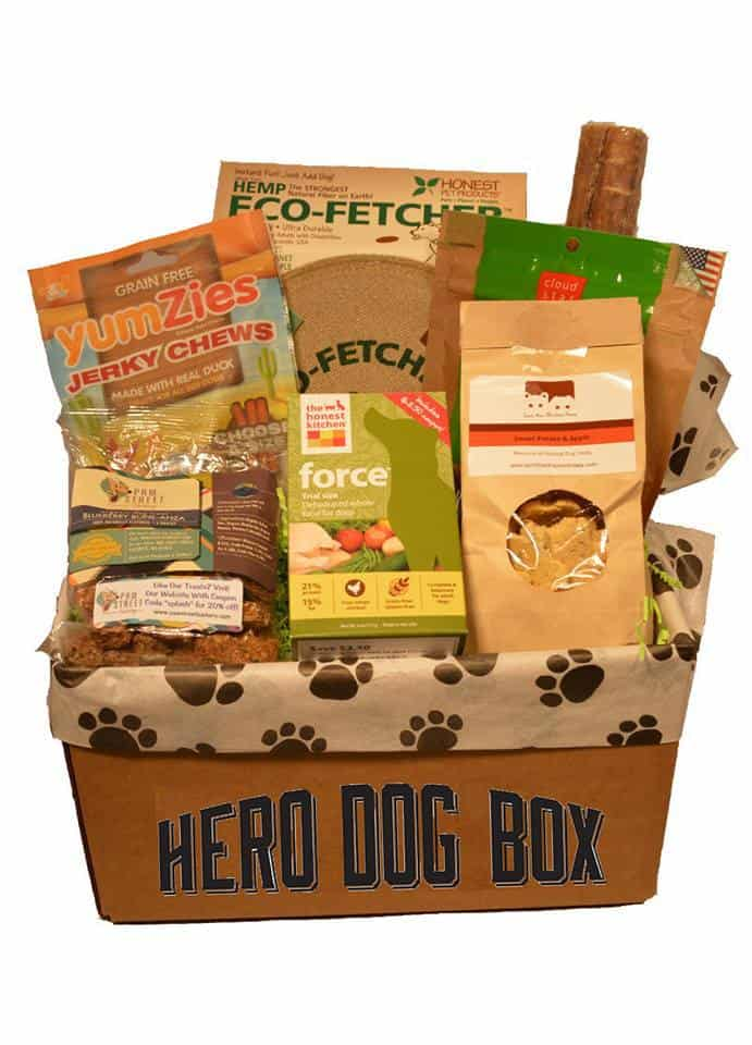 Save 5 Off Your 1st Herodogbox With Code Save5now Find