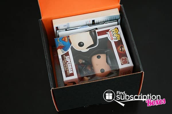 January 2014 Loot Crate Box Review - First Look