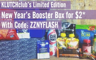 KLUTCHclub Limited Edition New Year's Booster Box