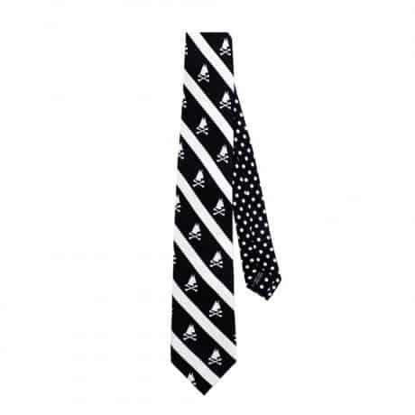 Nick Graham Printed Necktie