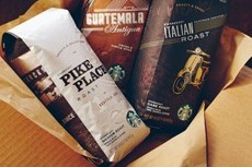 Starbucks Subscription Box