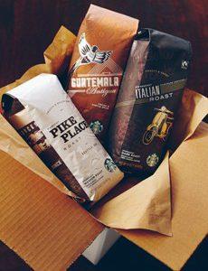 Starbucks Subscription Box