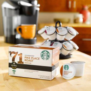 Starbucks Coffee Subscription Box