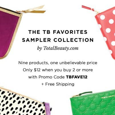 Total Beauty Favorites Sampler Collection
