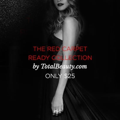Red Carpet Ready Collection by TotalBeauty.com