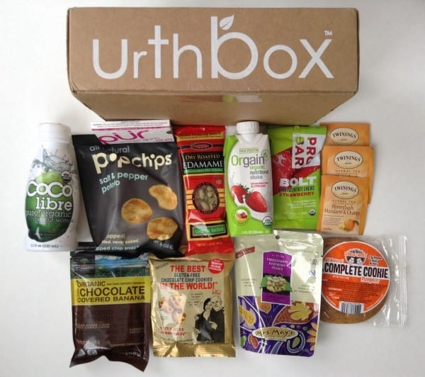 Urthbox Find Subscription Boxes