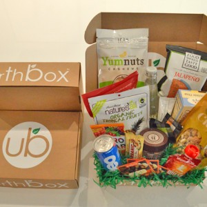 UrthBox Monthly Snack Subscription Box