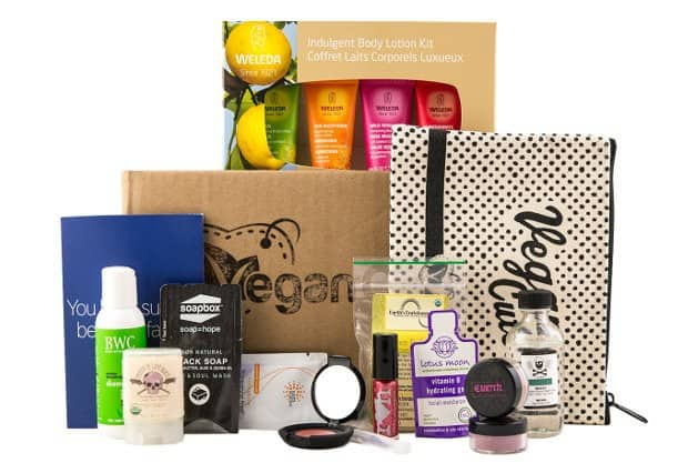 Vegan Cuts Beauty Essentials Kit