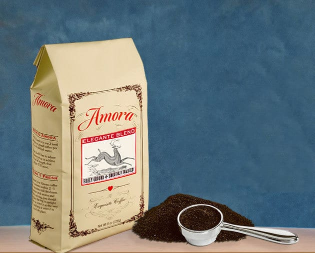 Amora Coffee Monthly Coffee Subscription
