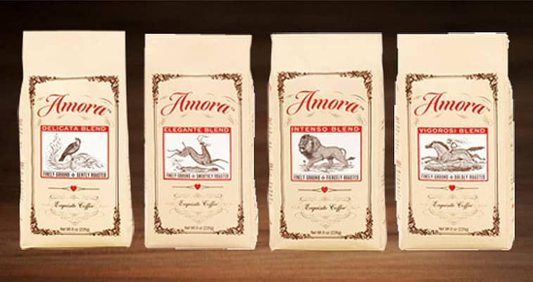Amora Coffee Monthly Subscription