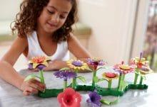 April 2014 Citrus Lane Box Spoilers - Green Toys Build-a-Bouquet Floral Arrangement Playset