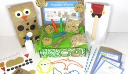 April 2014 Green Kid Crafts Spoiler