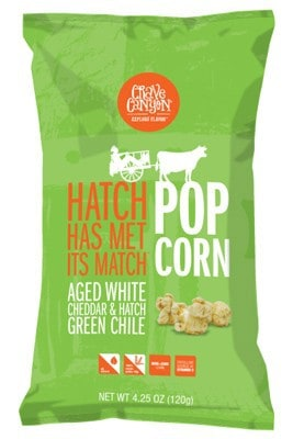 April 2014 Love with Food Box Spoiler - Crave Canyon Popcorn