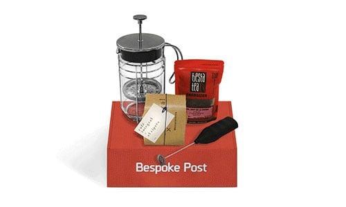 Bespoke Post Café Box