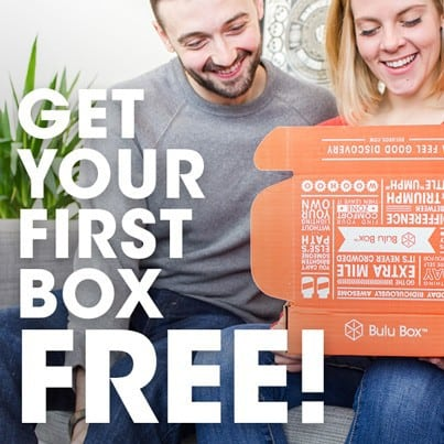 50% Off Bulu Box + $5 Rewards Back