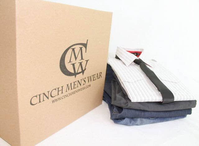 Cinch Men's Wear Cinch Club Monthly Subscription Box for Men