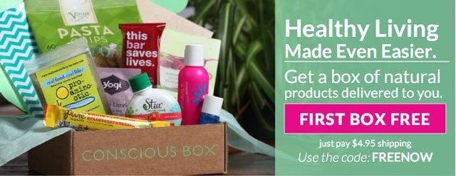 Conscious Box Eco-Friendly Subscription Box