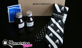 A Closer Look: March 2014 Birchbox Man Box Review – Men's Subscription Box