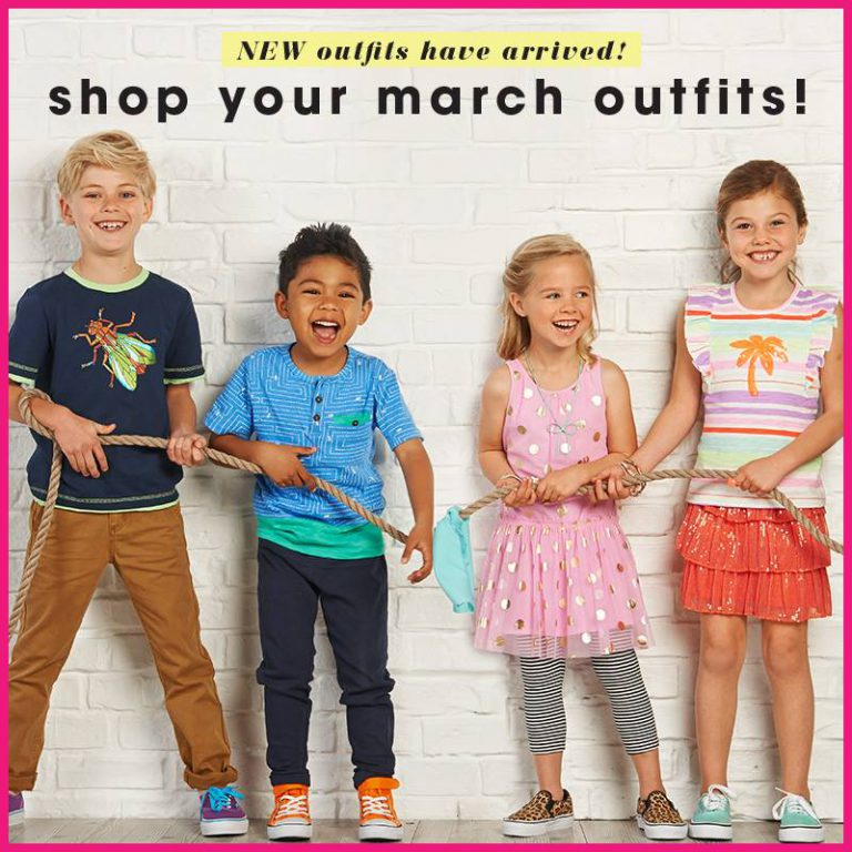 March 2014 FabKids Collection