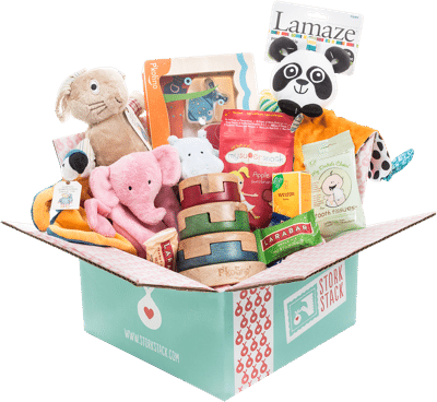 Stork Stack Monthly Subscription Box