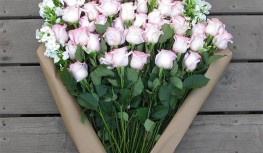 Get a FREE Deluxe Upgrade (Double the Blooms) from The Bouqs with code MARCHDOUBLE