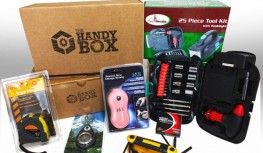 The Handy Box Monthly S