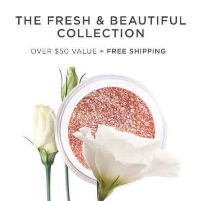 Total Beauty Fresh and Beautiful Collection