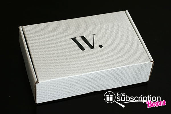 April 2014 Wantable Accessories Box Review - Box