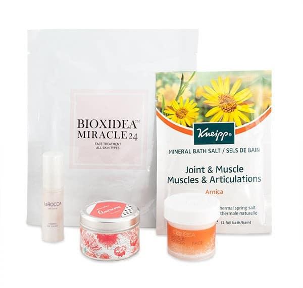 April Beauty Sage Sample Box