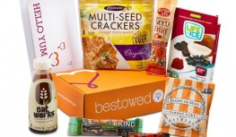 New Limited Edition Bestowed Best of Gluten-Free Box, Spring 2014 Edition