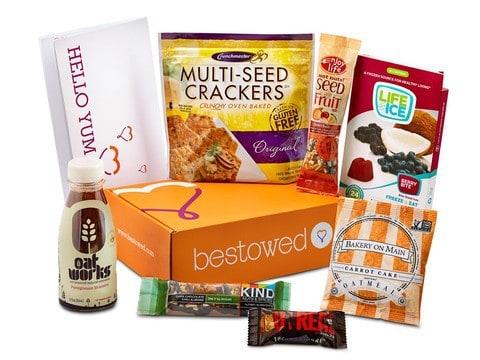 Bestowed Spring 2014 Best of Gluten-Free Box