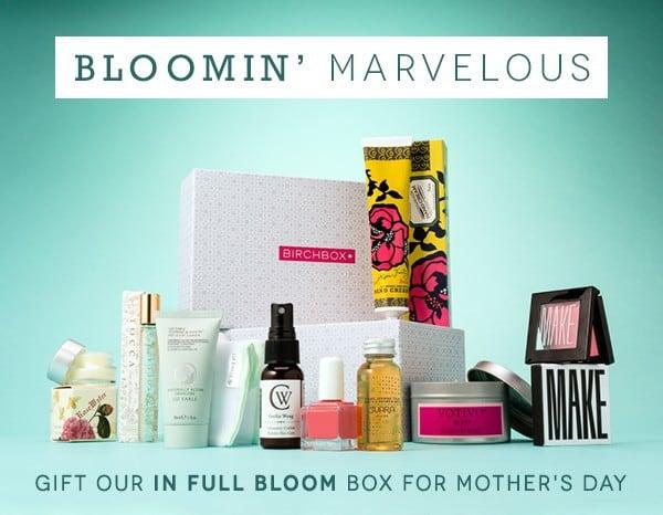 Birchbox Limited Edition: In Full Bloom