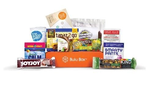 Bulu Box Limited Edition Gluten Free Box