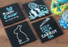 Darby Smart Easter DIY Coasters