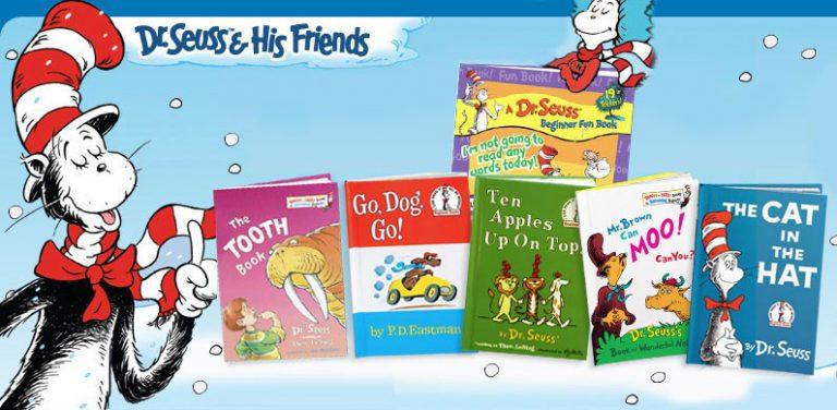 Dr. Seuss & His Friends Book Club