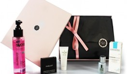 GLOSSYBOX UK Monthly Subscription Box