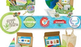 Save 20% Off All Green Kid Crafts Discovery Boxes