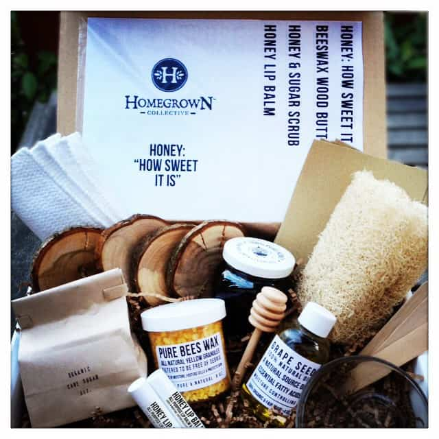 Homegrown Collective Monthly Subscription Box