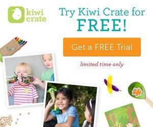 Kiwi Crate Free Trial
