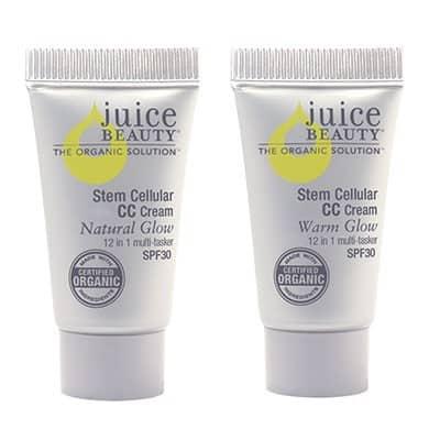 May 2014 BeautyBar.com Sample Society Box Spoiler - Juice Beauty