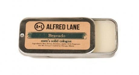 May 2014 Birchbox Man Box Spoilers - Alfred Lane Bravado Solid Cologne