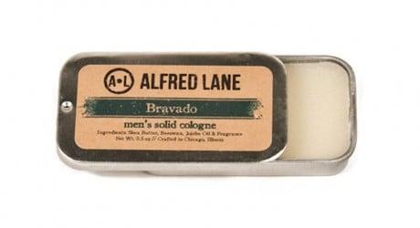 May 2014 Birchbox Man Box Spoilers - Alfred Lane Bravado Solid Cologne