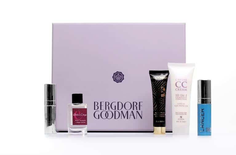 May 2014 GLOSSYBOX Bergdorf Goodman Box Spoilers