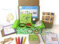 May 2014 Green Kid Crafts Botany Discovery Box